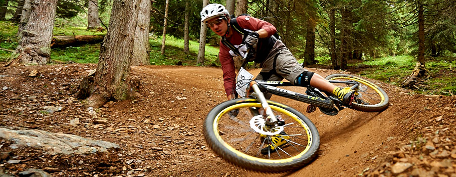 Mountainbike Enduro